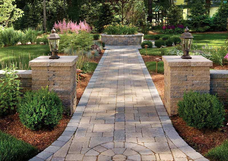 Long Island Paver Walkways